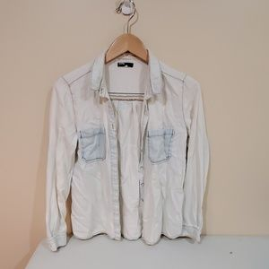 BDG Urban Outfitters Light Ombre Button Down